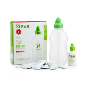 Sinus Care Products Containing Xylitol Xlear
