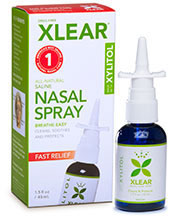 Xlear Sinus Care with Xylitol