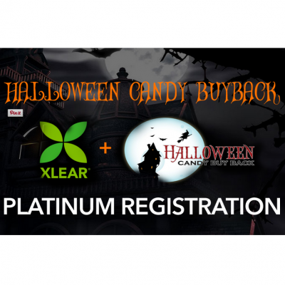 Halloween Candy Buyback Program Banner