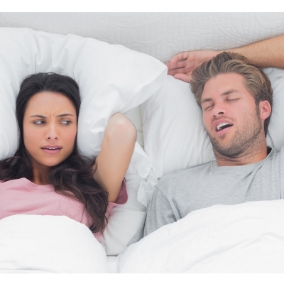 Xlear Nasal Spray helps with snoring