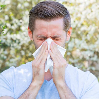 Seasonal ALlergy Can Clear Up With Xlear