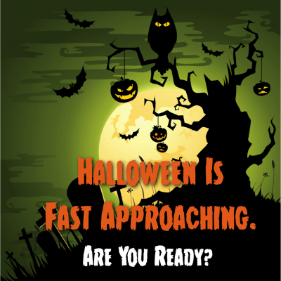 Keep Healthy this Halloween with Xlear and Spry